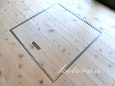 [Web内覧会50][家事室11]基礎断熱の床下収納&定期おトク便